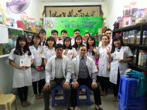 Đông y Vũ Gia Đường tuyển sinh khóa học toàn năng