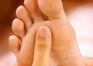 Xoa bóp bấm huyệt gan bàn chân ở đâu tốt nhất?