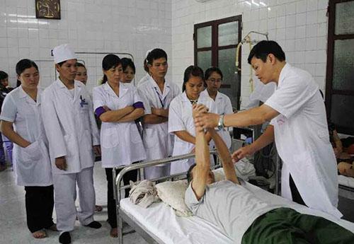 Bệnh viện y học cổ truyền Lai Châu Kết hợp Y học cổ truyền Lai Châu và Y học hiện đại điều trị bệnh đạt trên 30%
